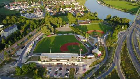 Sportanlage Buchbinder Legionäre Regensburg